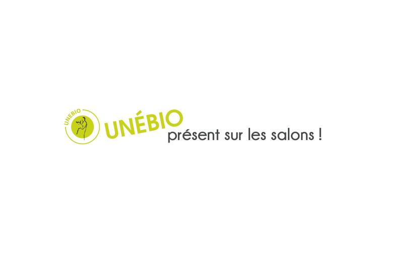 UNEBIO PRESENT SUR LES SALONS2