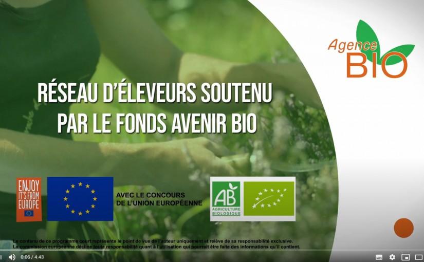 Vidéo Agence Bio Fonds Avenir Bio