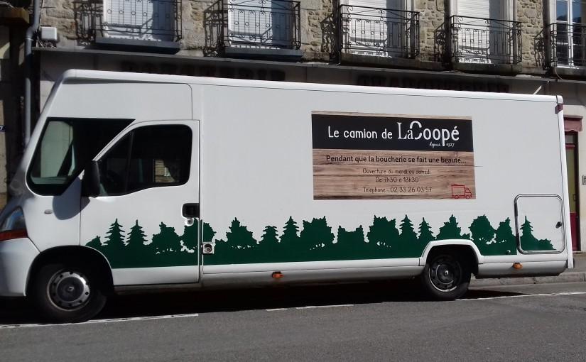 Camion La Coopé
