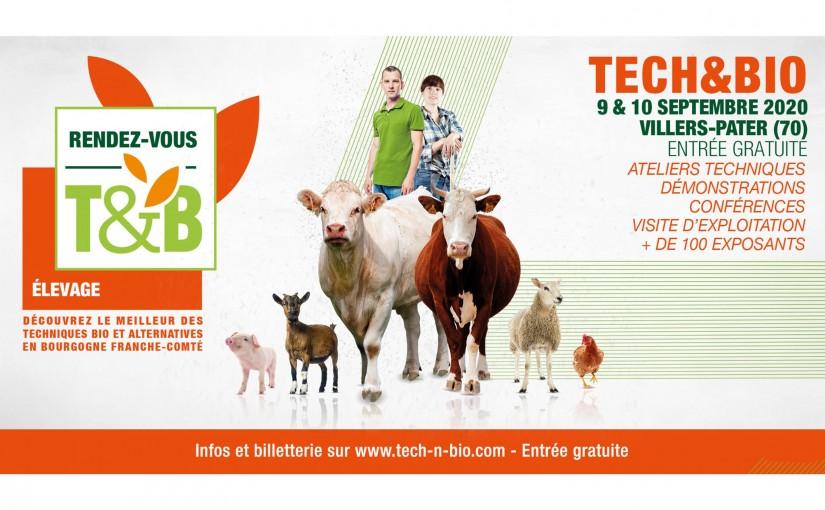 Visuel tech&bio 2020